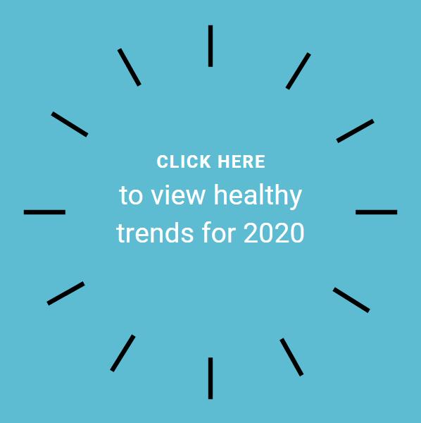 healthy trends 2020