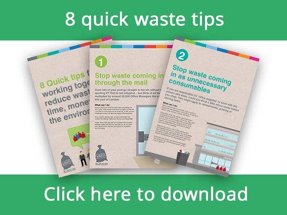Click here to get our Guide on Waste Reduction