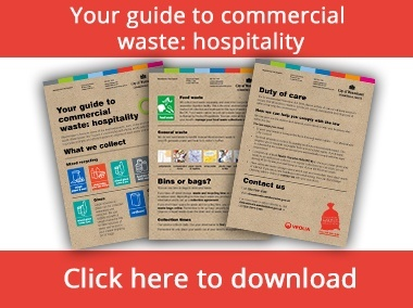 waste management in hotel industry