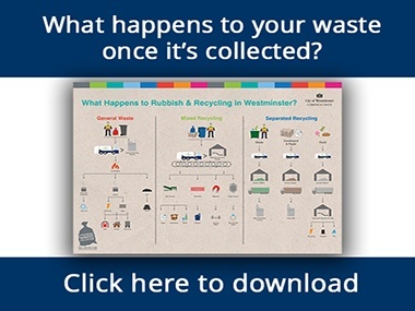 where does waste go
