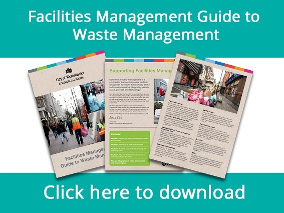 facilities management waste guide