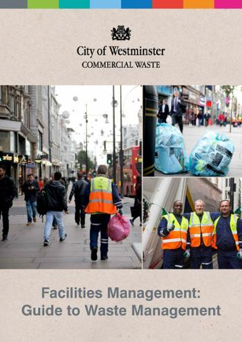 facilities managers waste management guide