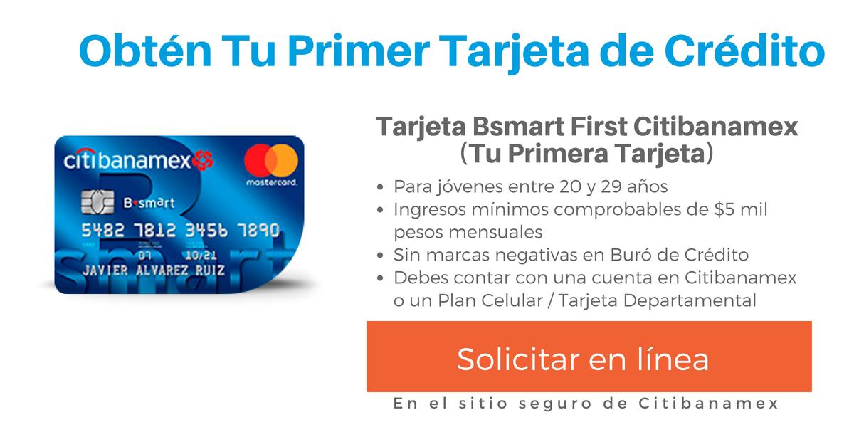 Bsmart First Citibanamex