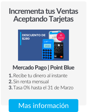 MercadoPago Point Blue