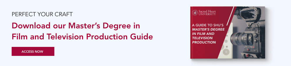 Perfect Your Craft: Download our Master's Degree in Film and Television Production Guide - Access Now