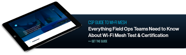CTA, Guide to Wi-Fi Mesh