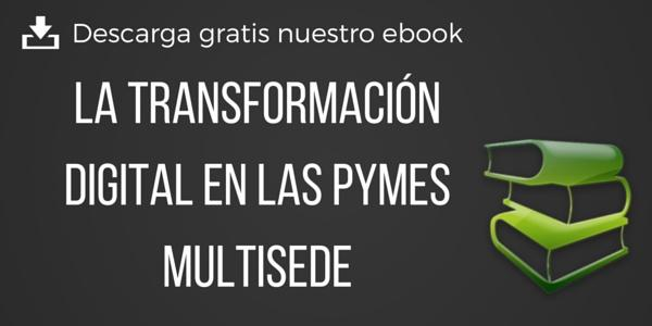 Descarga ebook La Transformación Digital en las Pymes