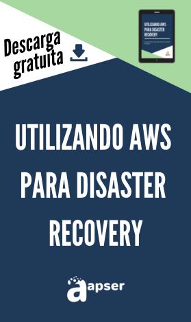 CTA lateral - Utilizando AWS para Disaster Recovery