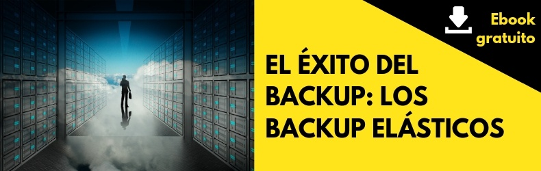 Ebook gratuito: El éxito del backup