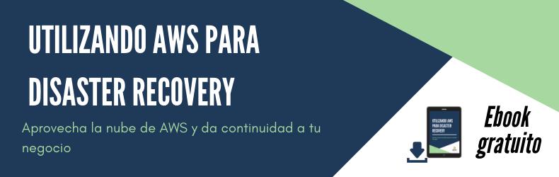 CTA - Utilizando AWS para Disaster Recovery