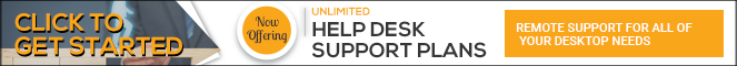 Unlimited IT Help Desk Support