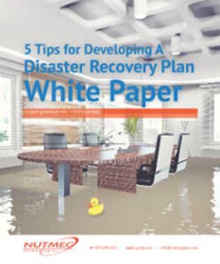 5 Tips to a Disaster Recovery Plan