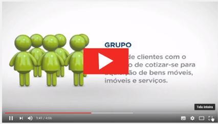 Clique aqui e assista o vídeo: Conhecendo o sistema de consórcio