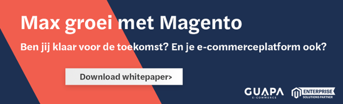 Maximale groei met Magento