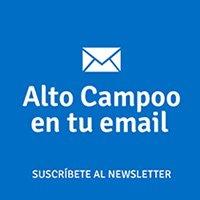 Alto Campoo en tu email - suscríbete al newsletter