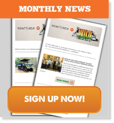 sign up for wild florida's monthly newsletter