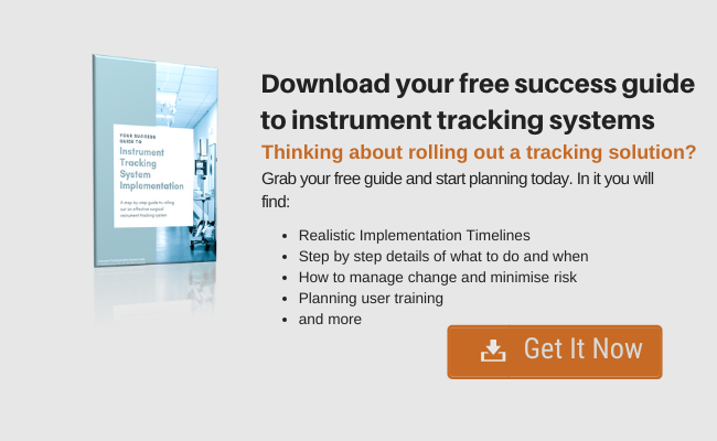 guide to instrument tracking systems