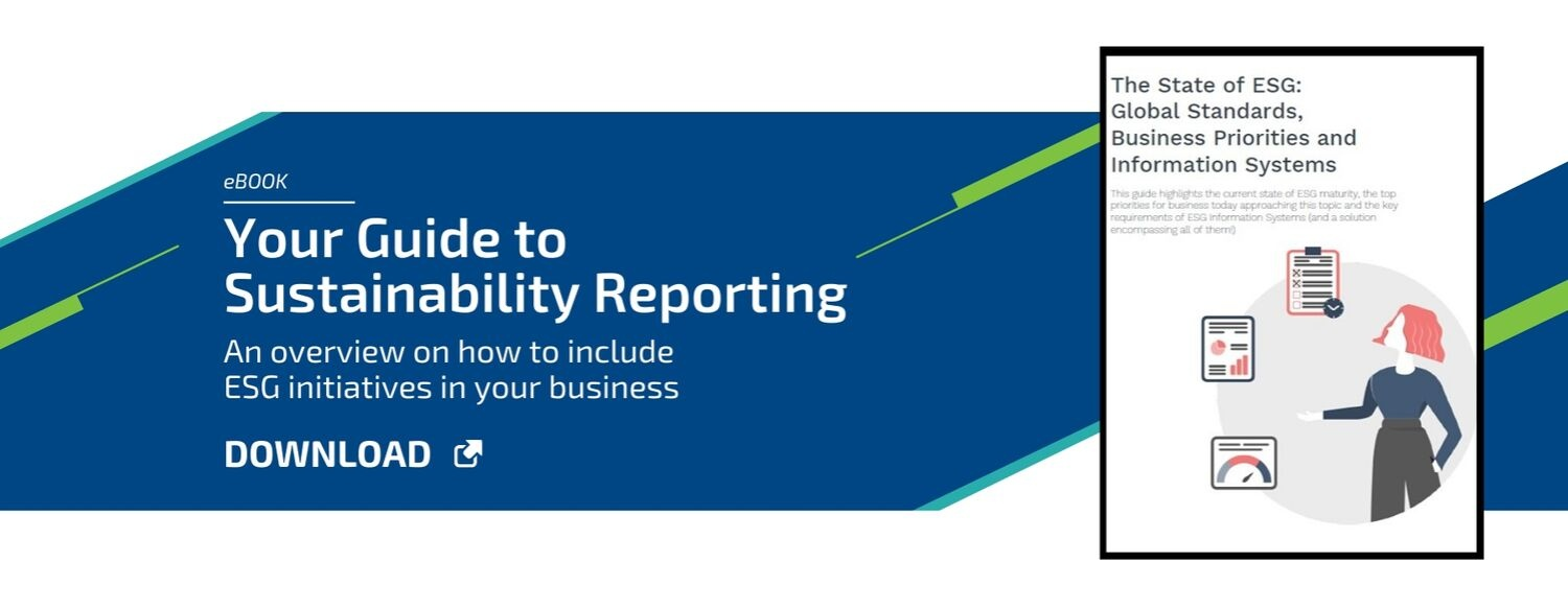 ebook: guide to ESG reporting