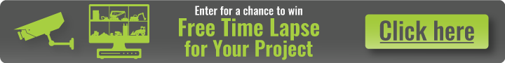 Enter to win time lapse for your next project
