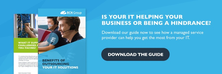 BCN Group Benefits Of Outsourcing Guide CTA
