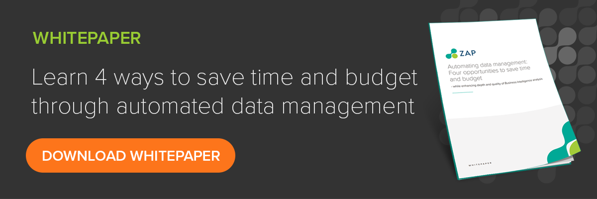 4 ways to save time and budget through automated data management in Power BI, Tableau and Qlik