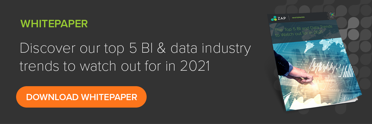Top 5 BI and data industry trends to watch out for in 2021