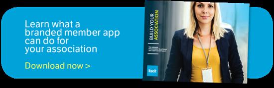 iTacit Member App Download Button