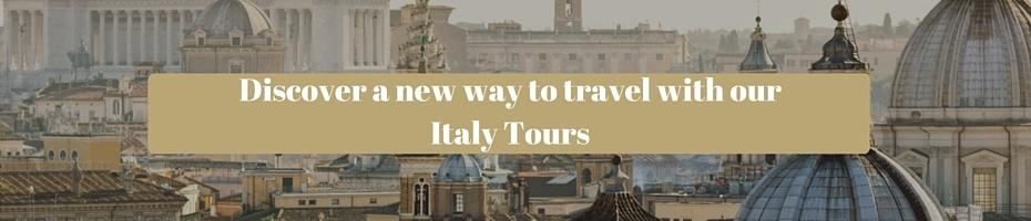 Plan your Italy tour with Charme Adventure