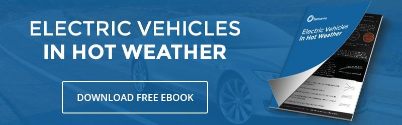Electric Vehicles in Hot Weather Ebook