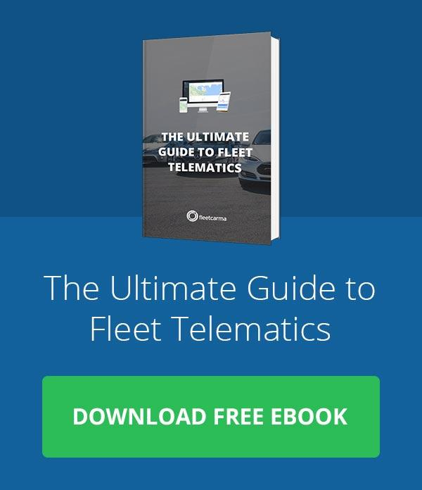The Ultimate Guide to Fleet Telematics Ebook