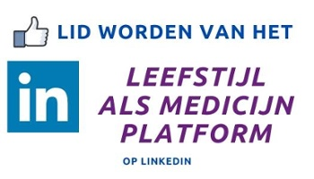 Leefstijl als Medicijn platform op LinkedIn
