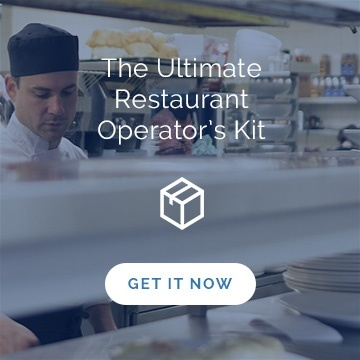 ultimate restaurant operator's kit