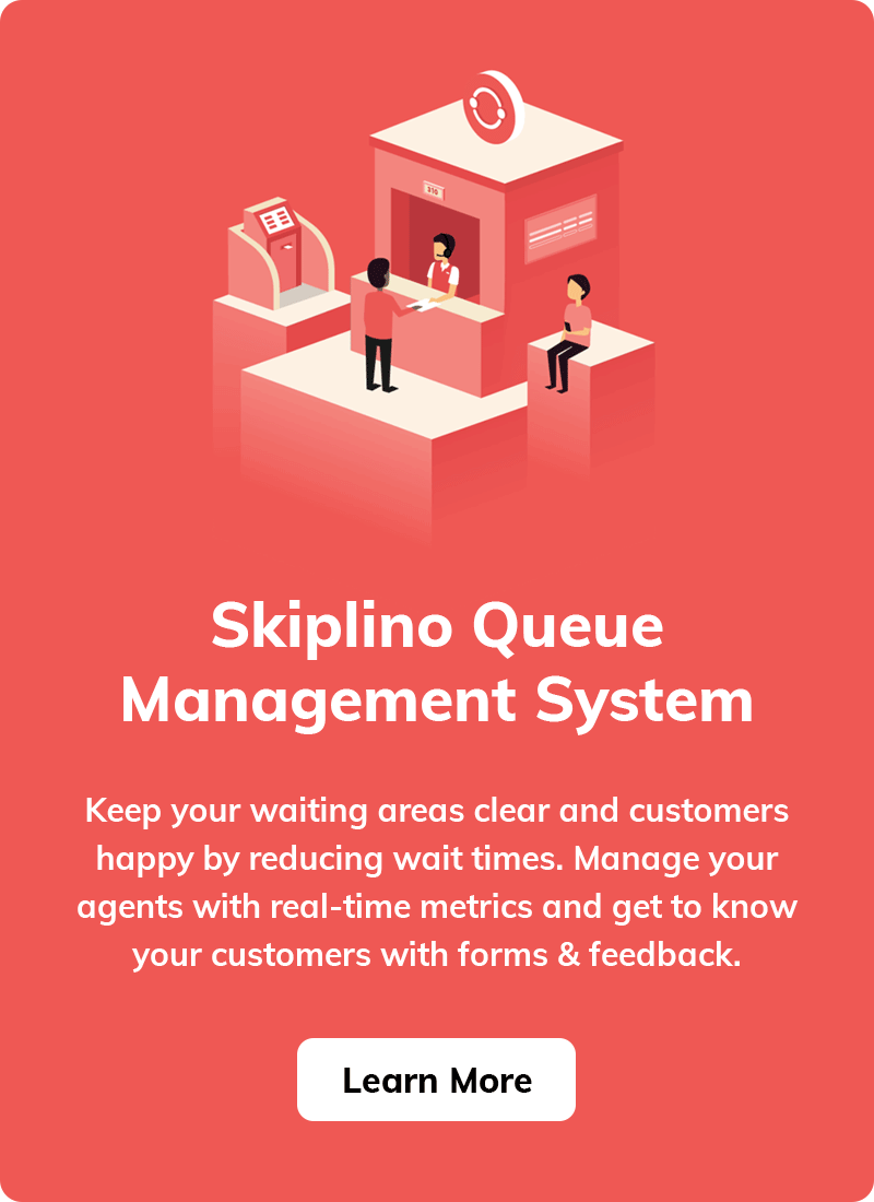 Skiplino Queue Management System