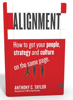 how to get alignment strategic planning book anthony taylor