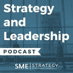 Strategy and leadership podcast