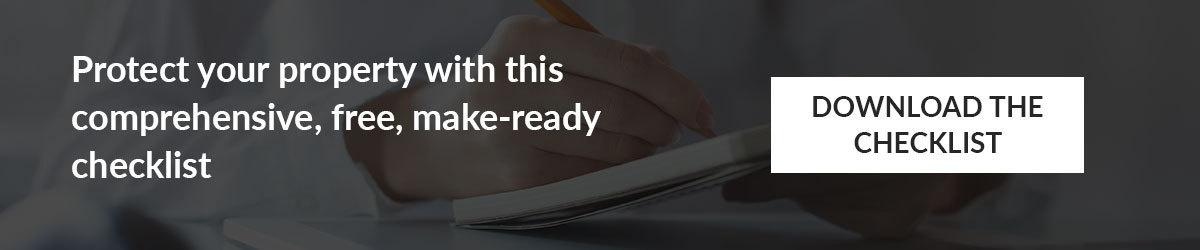 Free Make Ready Checklist