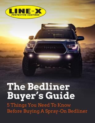 Truck Bedliner Buyers Guide
