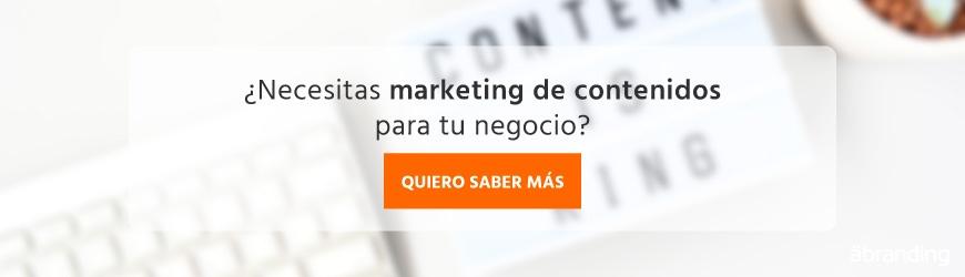 ¿Necesitas marketing de contenidos para tu negocio?