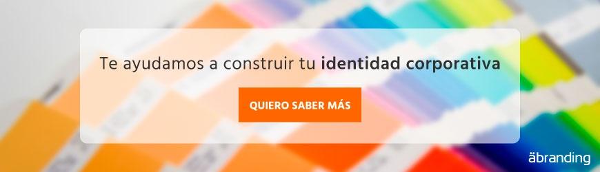 Te ayudamos a construir tu identidad corporativa