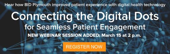 Improve patient experience with digital health technology