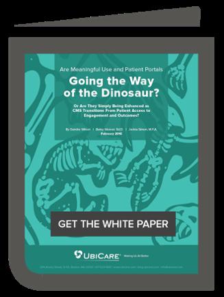 Patient Portal white paper