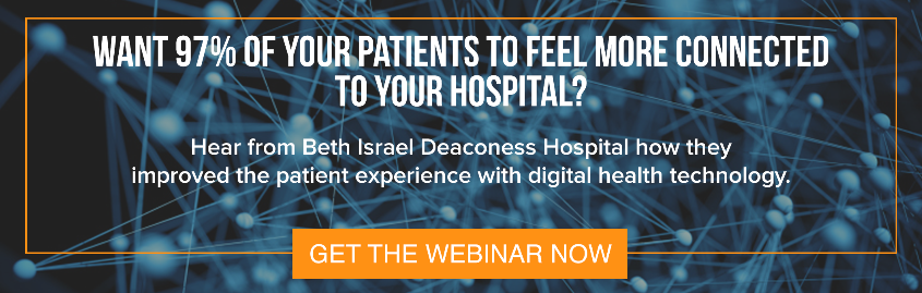 Improve patient experience with digital health technology: webinar