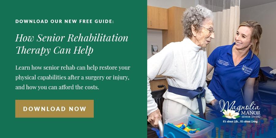 senior rehab in georgia