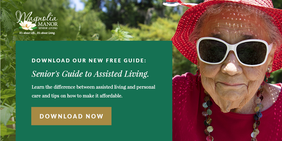 Seniors Guide to Assisted Living
