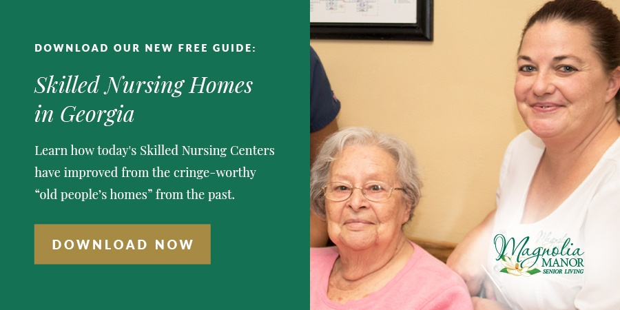nursing home in georgia