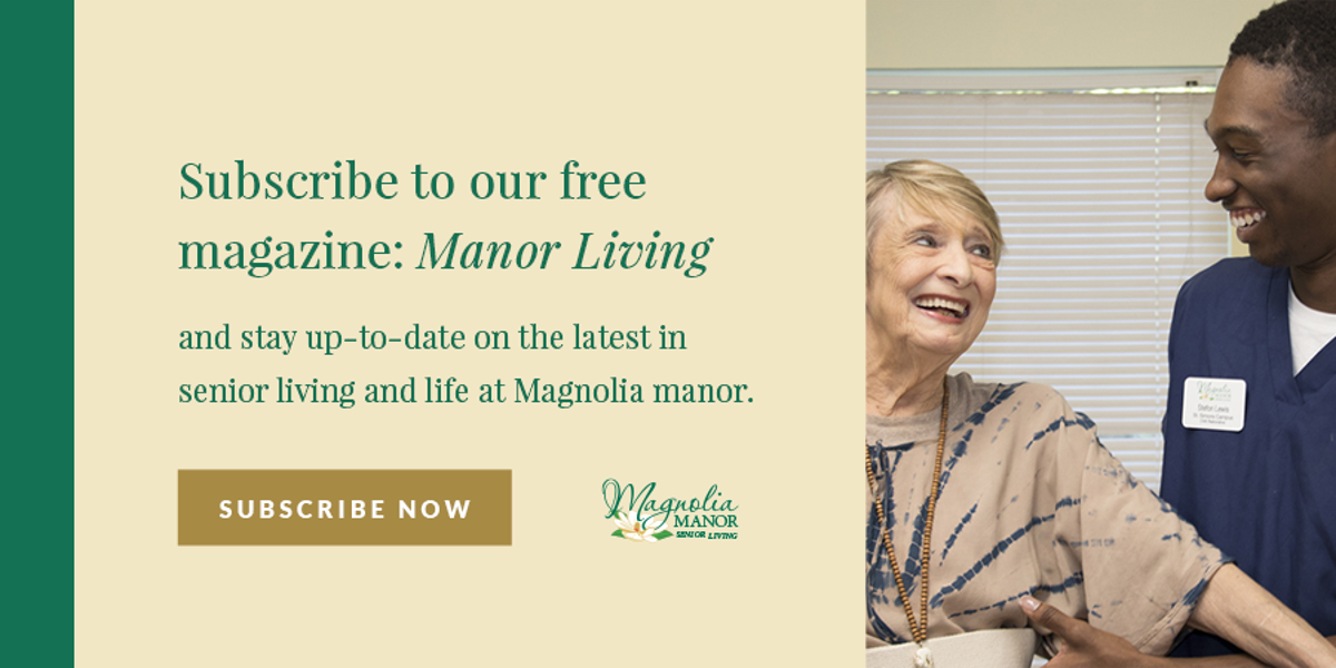 Best Senior Living Magazine