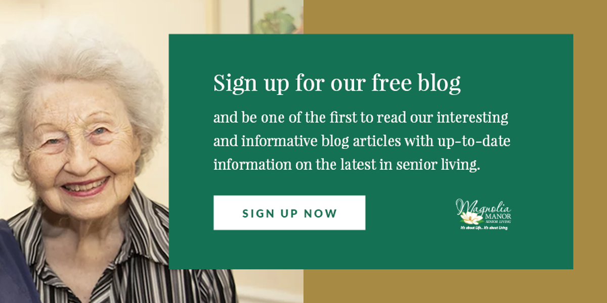 Best Senior Living Blog
