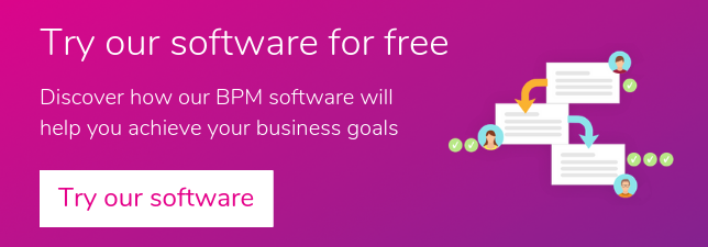 Try our BPM software for free