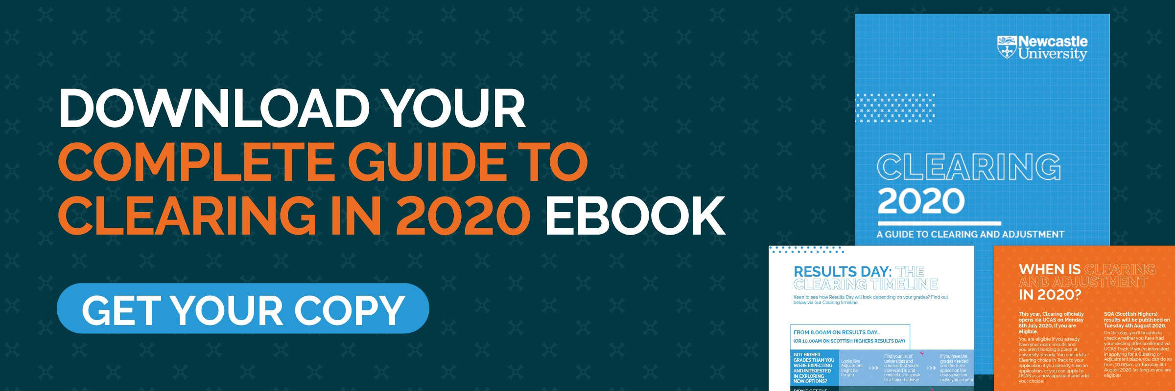Guide to Clearing 2020 eBook
