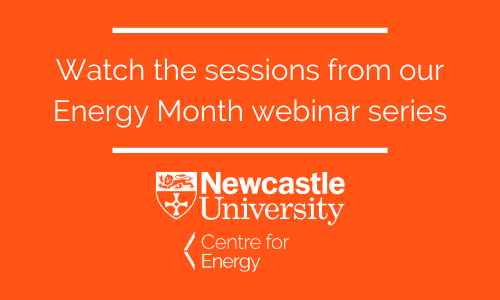 Click here to watch the sessions from our Energy Month webinar series.